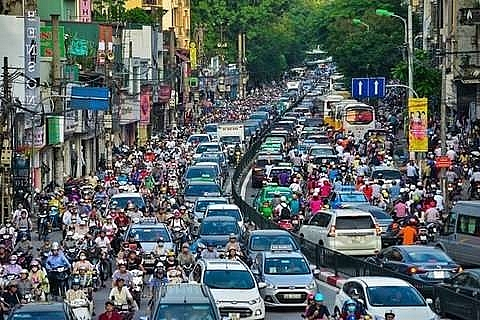 hanoi targets 74 76pc economic growth for 2019