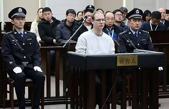 canada asks china clemency for convicted drug trafficker