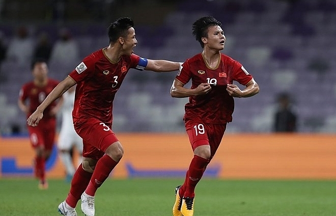 vietnam beat yemen 2 0 hopeful for berth in afc cup knockout stage