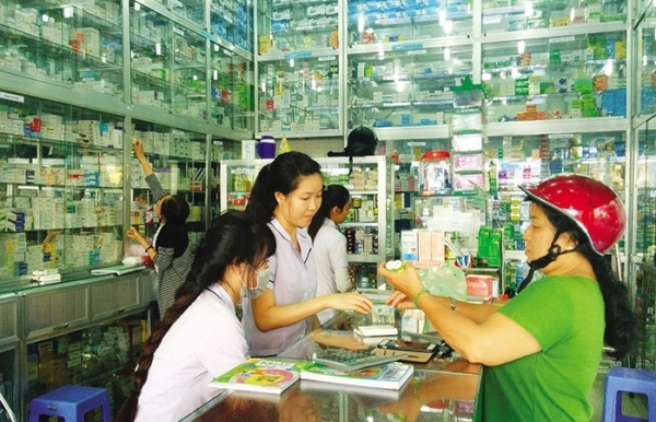 decree opens up pharma competition
