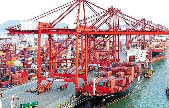 foreign firms ready to leap on logistics growth