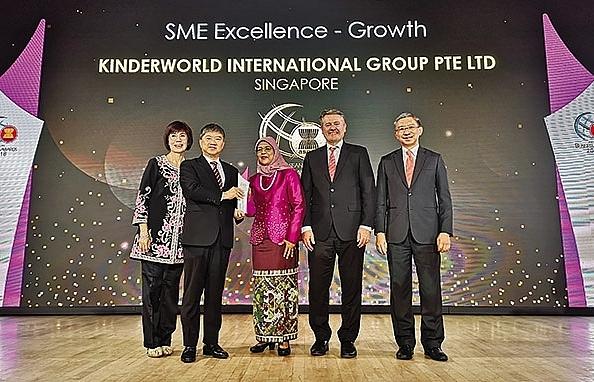kinderworld vietnam a journey towards success