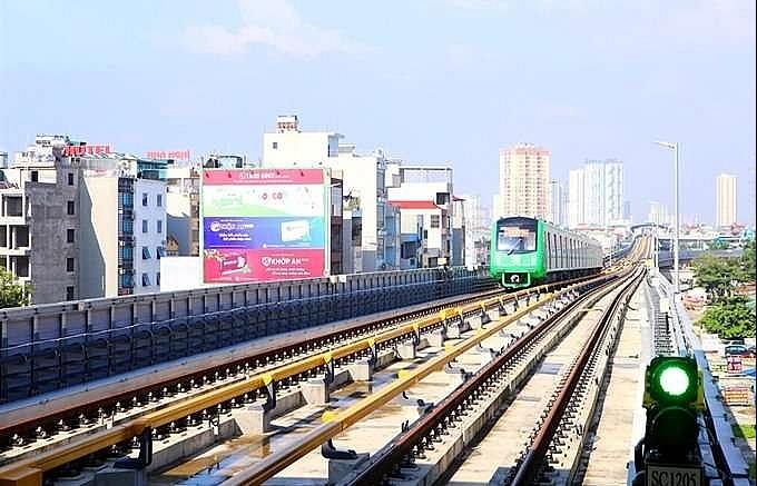 hanoi to see 417km metro rail till 2050