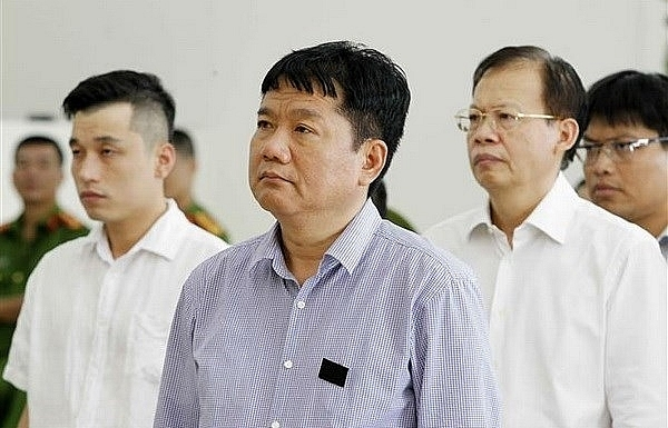 ex petrovietnam chairman dinh la thang faces more charge