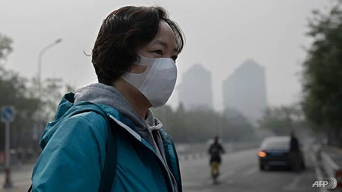 in china unhappiness tracks poor air quality