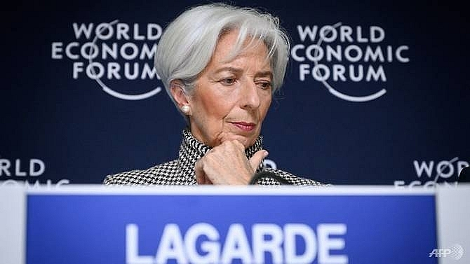 imf warns trade confrontations uncertainty threaten global growth