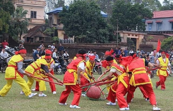cultural programme welcomes tet
