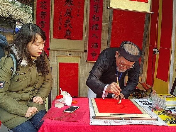 hanoi spring festival 2019 honours traditional vietnamese culture