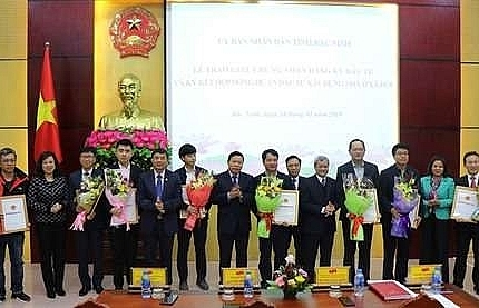 bac ninh grants investment licences to fdi enterprises