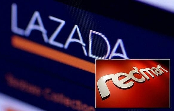 lazada to fold redmart into its platform signals entry into online supermarket business