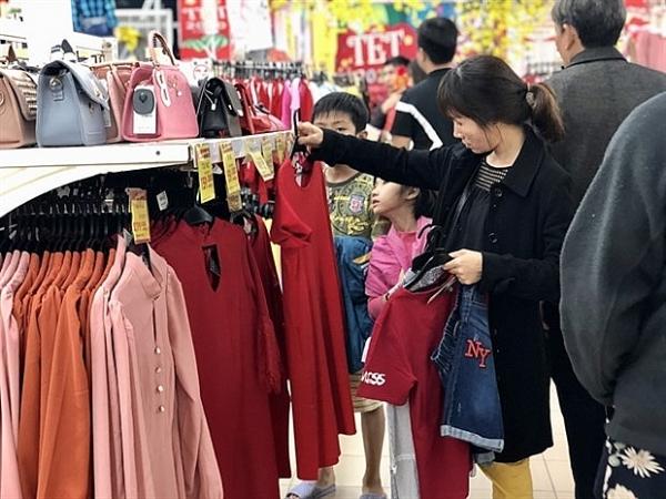 retail sales in vietnam hit four year high