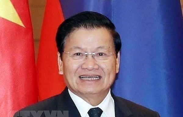 lao pm visits co chairs inter governmental committee meeting in vietnam