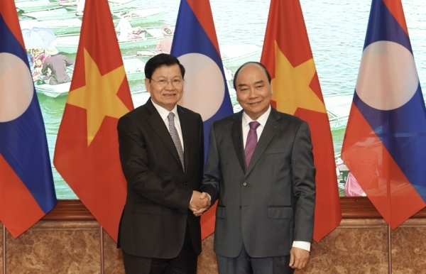 vietnam laos to develop cooperation strategy for next decade