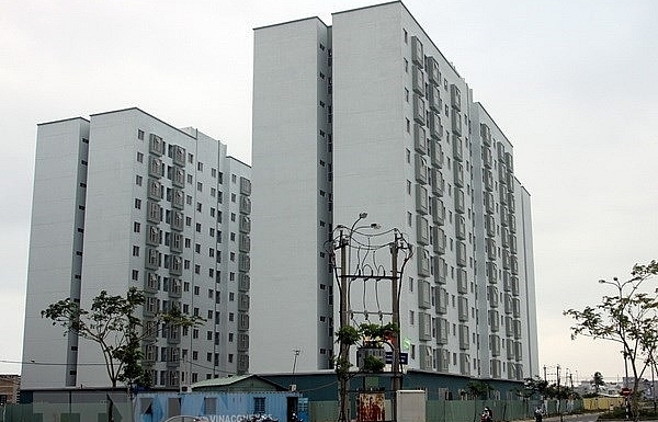 over 4000 houses built with social policy credit
