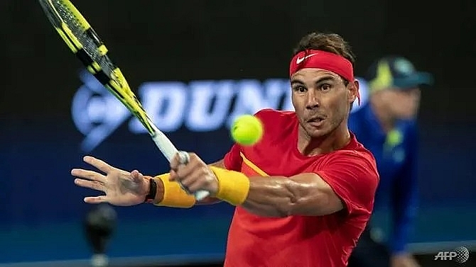 nadal flawless as djokovic braves brutal conditions at atp cup
