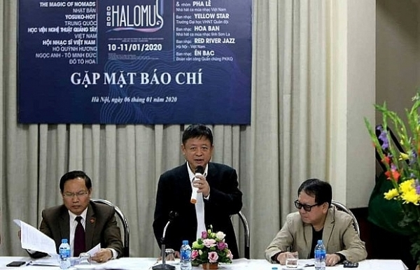 first ha long intl music festival to take the stage