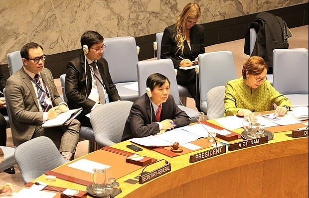 vietnam calls for further counter terrorism efforts in west africa