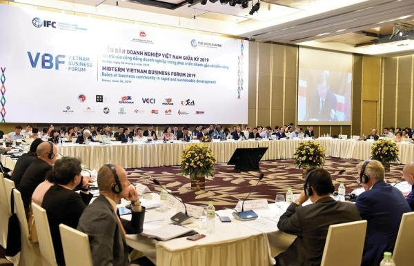 vietnam business forum opens in hanoi on friday