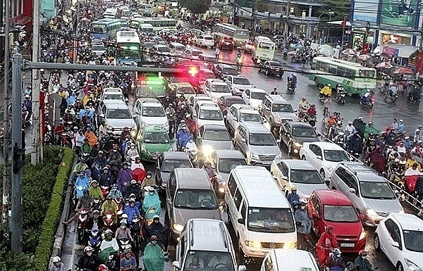 hcm city aims to reduce road accidents deaths by 10 percent