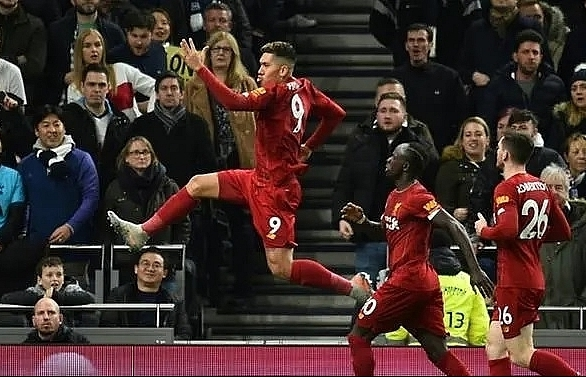 liverpool set record to go 16 points clear leicester lose