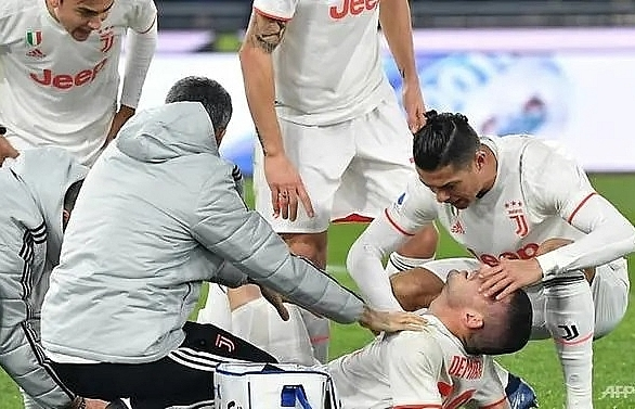 juve defender demiral faces surgery after knee injury