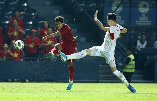 vietnam earns second draw at afc u23 championship