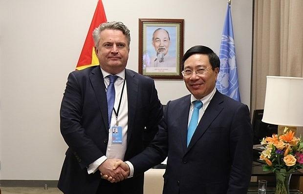 ukraine highly values vietnams initiative on unsc debate