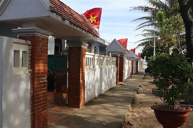 tet comes early in offshore sinh ton island