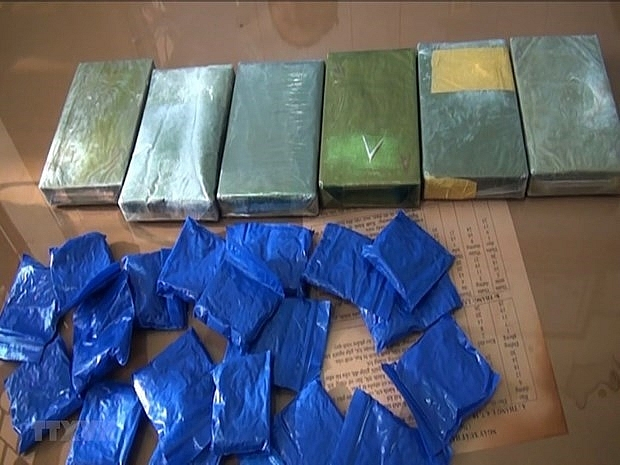 vietnam us cooperate in combating transnational drug trafficking