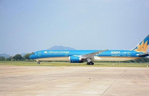 vietnam airlines deploys self service kiosks