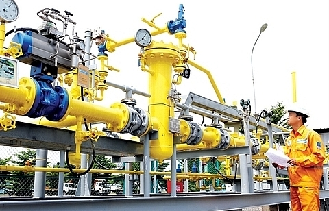 japanese gas firm buys 21 in pv low pressure gas