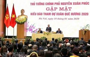 prime minister hails ovs warm sentiment for homeland