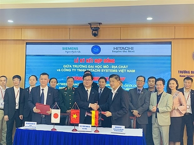 university hitachi systems vietnam ink deal for smart lab