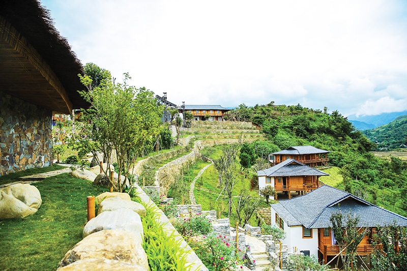 p61 high end delights at stunning tu le valley resort