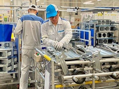 japanese firms increase investments in advanced technologies in vietnam
