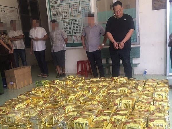 hcm city police seize biggest ever drug amount in 2019