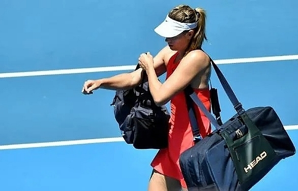 sharapova career in balance after melbourne humiliation