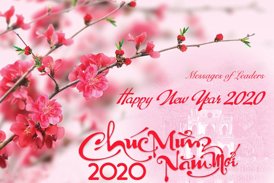 happy new year 2020 messages of leaders