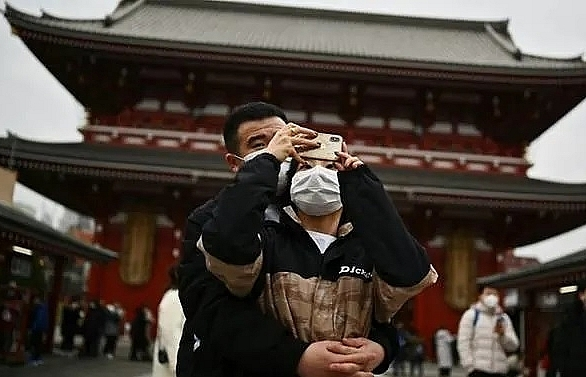 china virus sends shockwaves through asia tourist industry