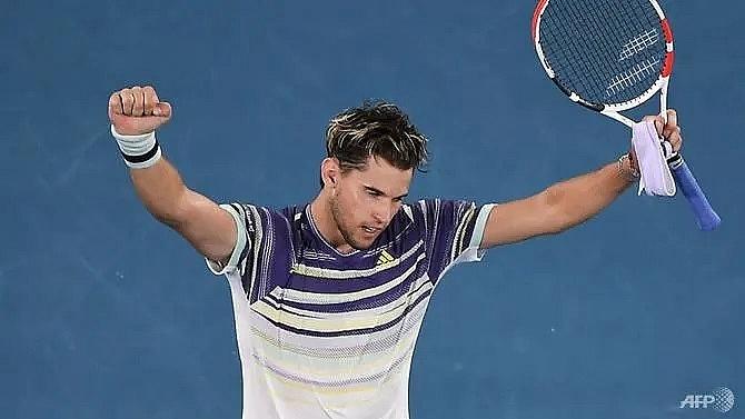thiem stuns nadal to reach australian open semi finals