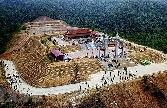 culture tourism week underway in bac giang province