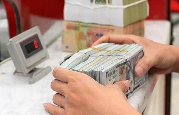 reference exchange rate up 11 vnd on january 31