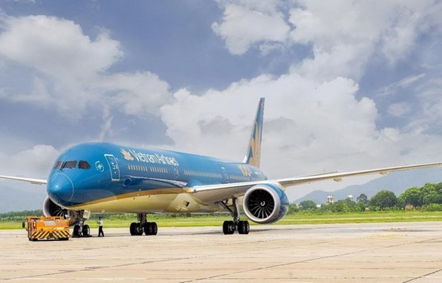 vietnam airlines launches new services on hanoi hcm city route