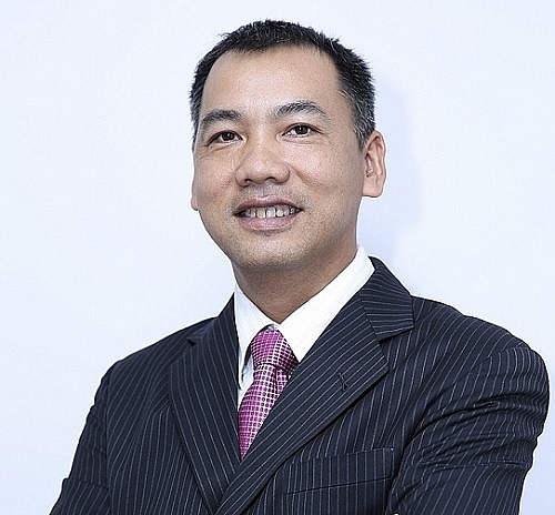 first vietnamese appointed as cluster president of schneider electric
