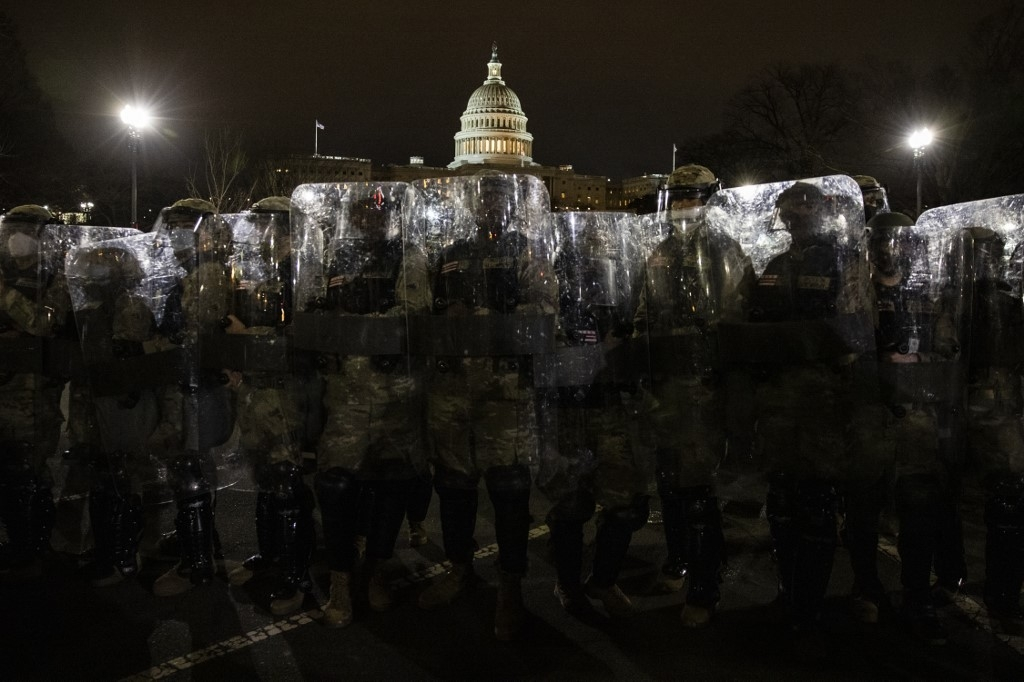 world leaders condemn assault on democracy at us capitol