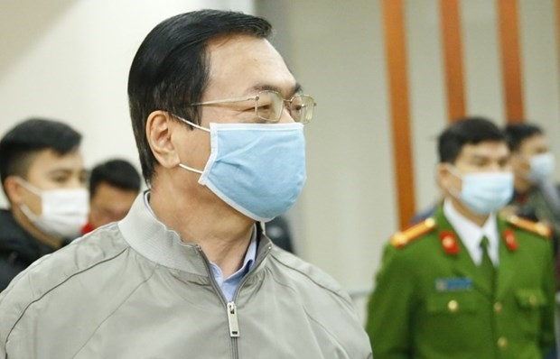 trial for ex minister vu huy hoang accomplices postponed