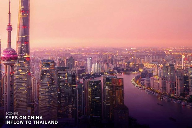chinas investment in thailand forecast to increase in coming years