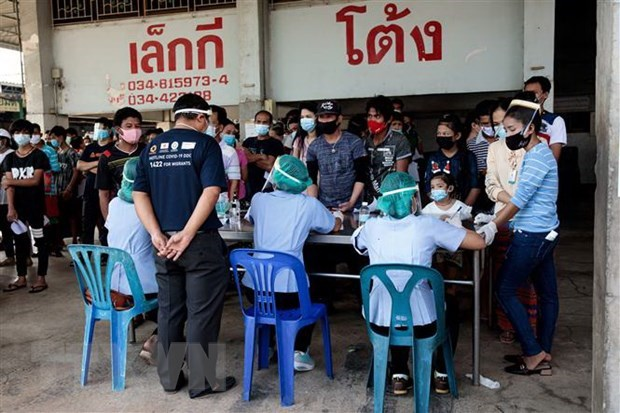 covid 19 thailand plans free vaccine injections for half of population this year