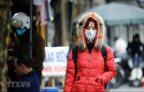 northern north central regions gripped in biting cold