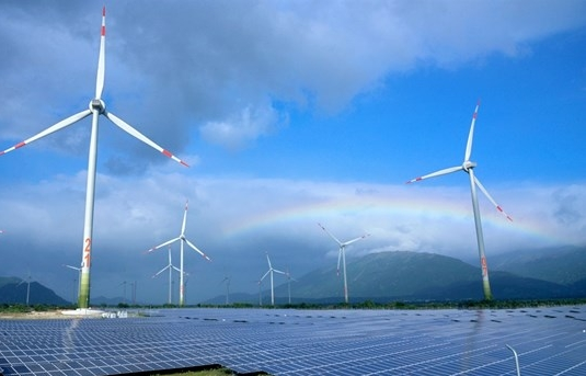 ninh thuan working to establish itself as national renewable energy centre